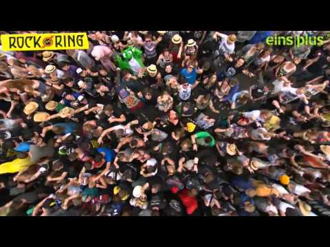 Papa Roach Still SwinginBlood Brother  At Rock Am Ring 2013 HD
