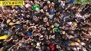 Papa Roach Still Swingin'/Blood Brother Live At Rock Am Ring 2013 (HD)
