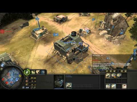 [CoH] Company of Heroes 3vs3 Multiplay America