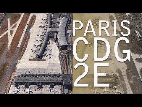 Paris CDG Airport - Terminal 2E | Departure & Arrival