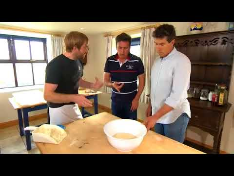 Explore TV Ireland Patrick Ryan's Firehouse Bread School On Heir Island
