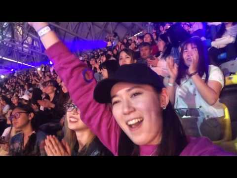 VLOG K-culture party in Astana. 2017