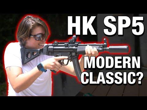 HK SP5 - As Good As MP5?