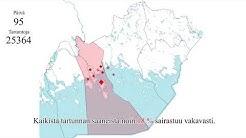 Näin koronavirus voisi pahimmillaan levitä Kotkassa