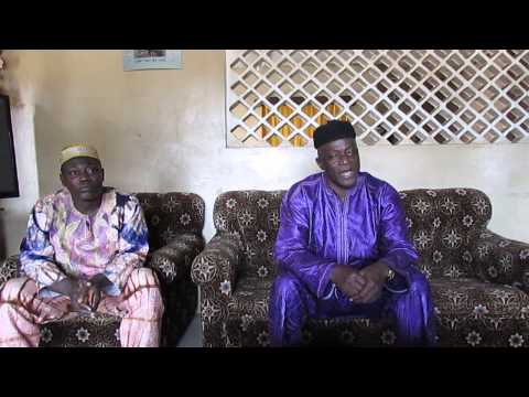 Welcome Home Message from a Temne Paramount Chief of Sierra Leone