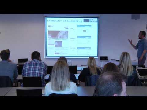 Filmcentralen - DrupalHagen 2014 - Business Track
