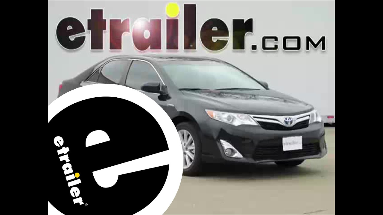Review Of The WeatherTech Front Floor Liners On A 2012 Toyota Camry    Etrailer.com