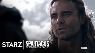 "Spartacus | Ep. 10 Scene Clip ""Die Among Brothers""