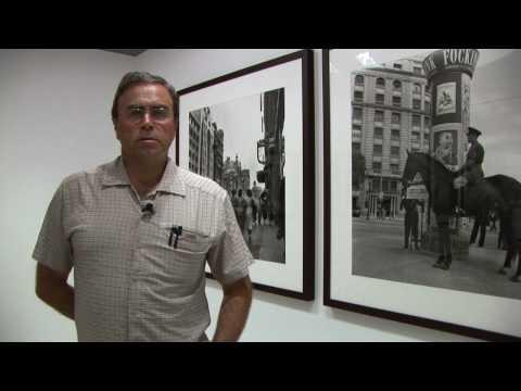 Visitamos la exposición del gran Catalá-Roca en el Círculo de Bellas Artes