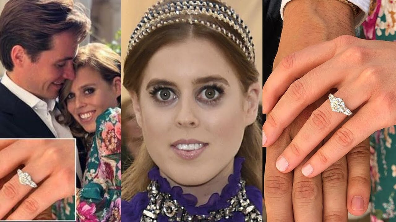 Princess Beatrice Is Engaged All The Details On Beatrice S