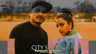 City Slums - Raja Kumari ft. DIVINE |instrumental remake|Rebel7