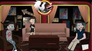Rooster Teeth Podcast Animated - The iPhone 5 Argument