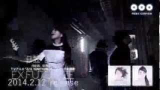 2014年2月14日発売 日笠陽子ソロプロジェクト第4弾シングル 「EX:FUTURIZ...
