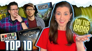 OUR Top 10 Boąrd Game picks for May 2021