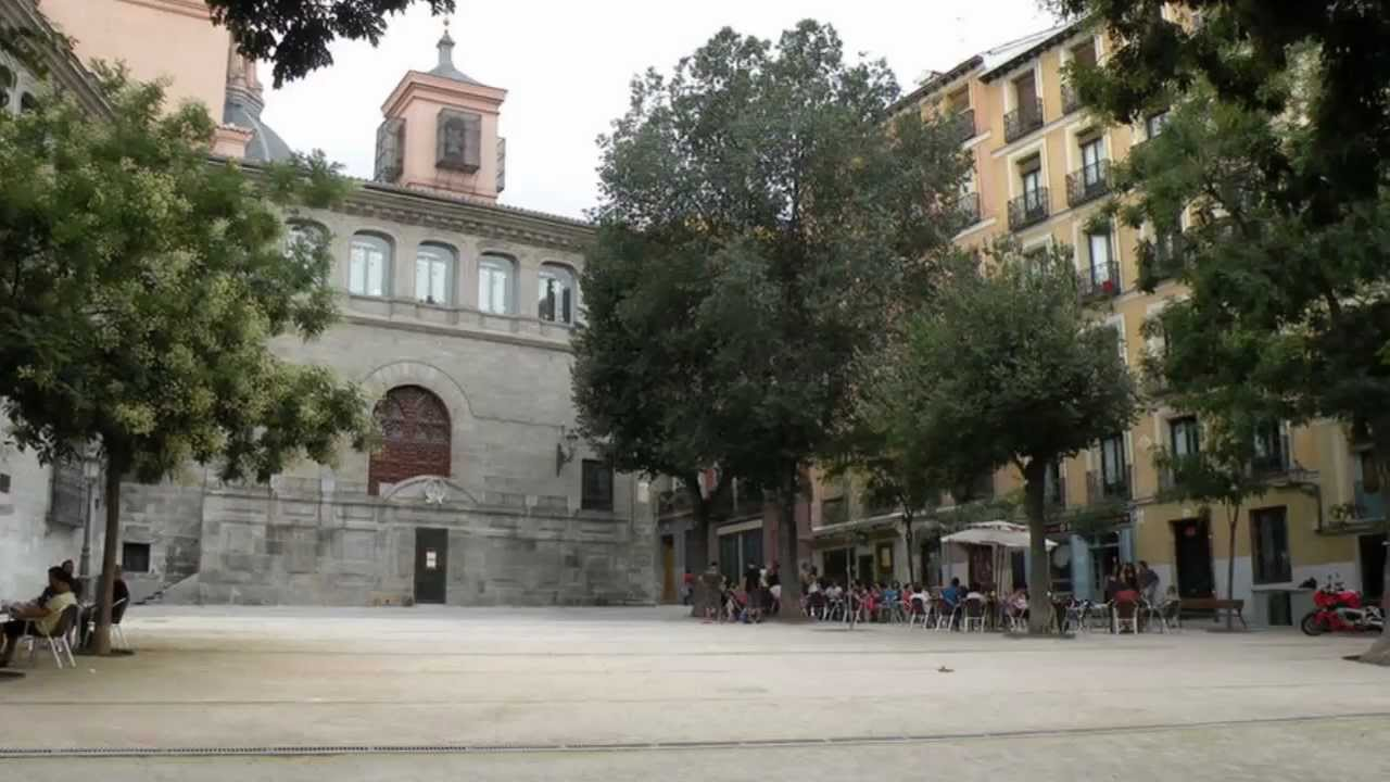 Resultado de imagen de plaza de la Paja