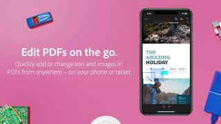 Edit PDFs with the Acrobat Reader mobile app    Adobe Document Cloud