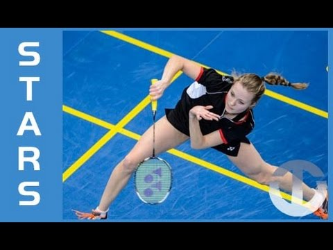 Nanna Vainio | Finland's top female badminton player dreaming of Rio