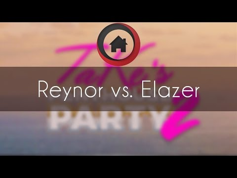 Reynor vs. Elazer - ZvZ - TaKeTV's Penthouse Party 2 Day#2