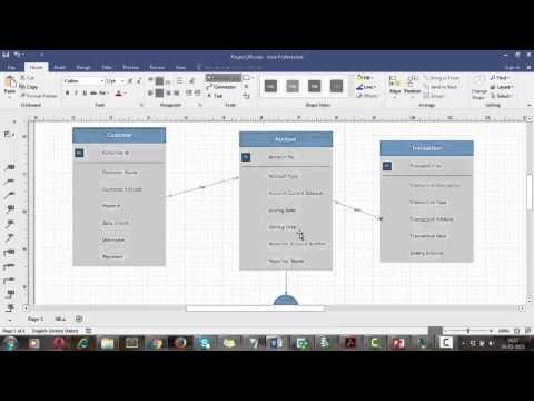 Creating Logical models using SQL Developer Data Modeler