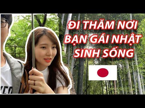 Đi thăm nơi bạn gái Nhật sinh sống | Du Học Sinh Nhật