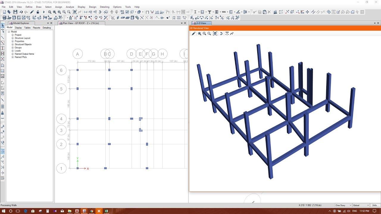 Software Tutorials - Civil Engineering