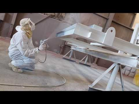 Industrial spray painter salary in india