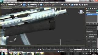 How to rig weapon gun GTA SA