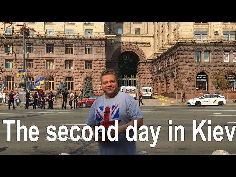 Khreshchatyk, Kiev-Pechersk Lavra, karaoke