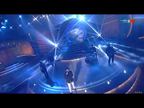 Declan Galbraith - An Angel - LIVE *New*  *High Definition Quality*  2010