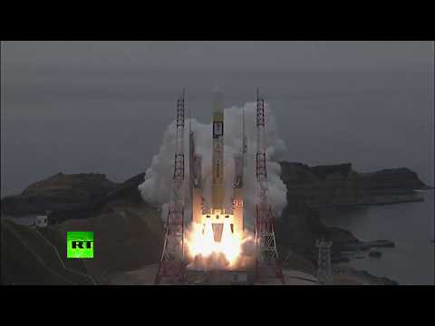 Japan launches rocket with new