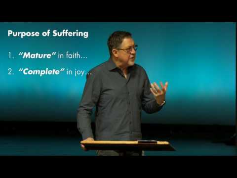 Series: Laws That Liberate - A Lesson On The Book Of James - Part 2: Successful Suffering
