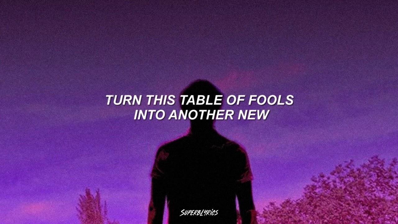 IBE — Table Of Fools (Lyrics)