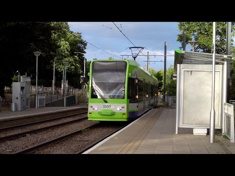Trams of London (Tramlink)