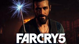 Far Cry 5 - ПАСХАЛКА FAR CRY BLOOD DRAGON! #10