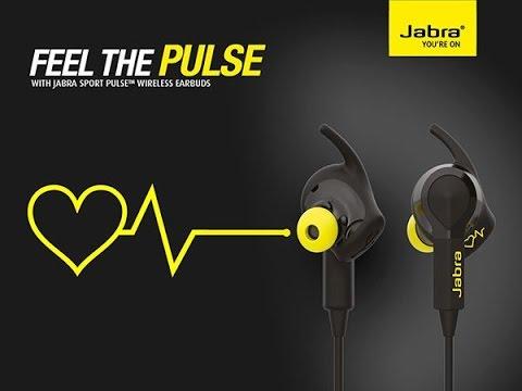 8622ad09d21 Jabra Sport Pulse Bluetooth Ear Buds Gear Review - YouTube