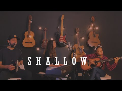 Assista: Lady Gaga, Bradley Cooper - Shallow (Osvaldinho Cover, feat. Isadora Mendes e Giovana Lopes)