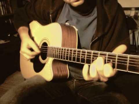 Assolo di chitarra - My Country- Marco B. Biaritz & chitarra Greg Bennett ASDM-Ce