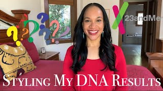 Stying My DNA Results | FUN WITH FASHION
