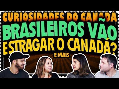 BRASILEIROS VÃO ESTRAGAR O CANADÁ, BOLSA FAMÍLIA NO CANADÁ e mais - CANADÁ DIÁRIO RESPONDE #64