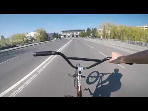 GoPro BMX Riding in Baia Mare