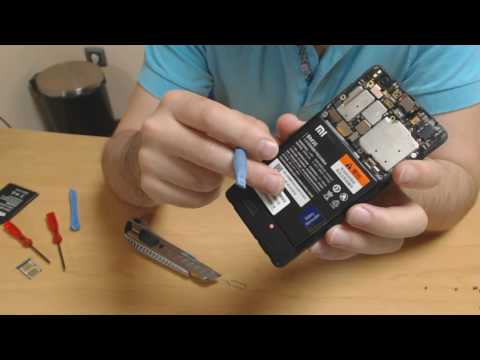 Xiaomi MI4C Battery Change