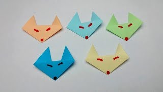 ORIGAMI 3D TUTORIAL] Baby Chicken (EASY) || Animals/Fast to Make ... | 180x320