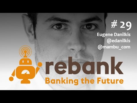 Core Banking in the Cloud, A New Approach to System Architecture with Eugene Danilkis