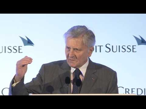 AIC 2013 Replay: Keynote - Jean-Claude Trichet - The future of the eurozone
