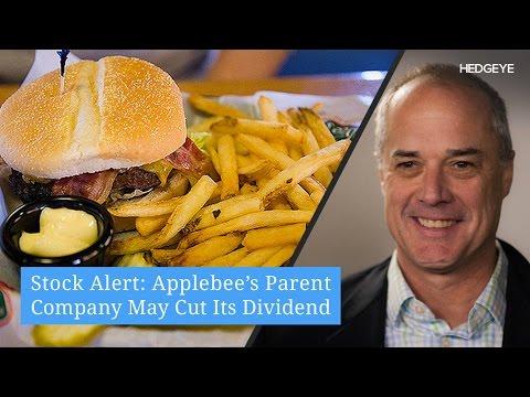 Stock Alert: Applebee's Parent Company May Cut Its Dividend