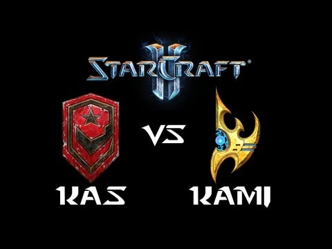 StarCraft 2 - Kas [T] vs Kami [P] (Commentary)