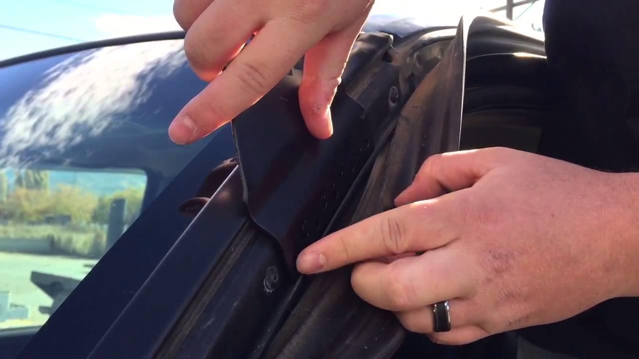 Diesel Power Gear Tutorial Chevy Light Bar Mount