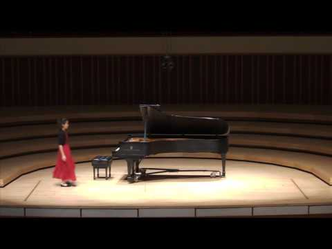 2017 Emory Young Artist Piano Competition - Winners Concert Performances