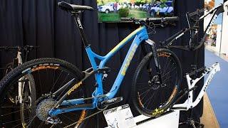 EUROBIKE 2015 | Pyga Stage 2016: Carbon-XC-Bike mit neuen Features