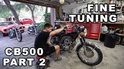 Honda CB500 Will it run: Part 2